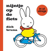 nijntje op de fiets in ut Utregs   Dick Bruna  