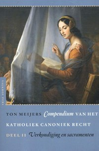 Compendium van het katholiek canoniek recht | Ton Meijers |