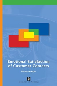 Emotional Satisfaction of Customer Contacts   Huseyin Gungor  