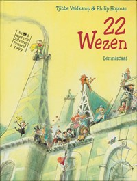 22 wezen   Tjibbe Veldkamp  