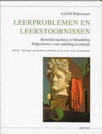 Leerproblemen en leerstoornissen   A.J.J.M. Ruijssenaars  