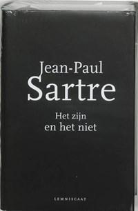 Het zijn en het niet | Jean-Paul Sartre |