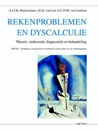 Rekenproblemen en dyscalculie | A.J.JM. Ruijssenaars & Luit, J.E.H. van / Lieshout, E.C.D.M. van |