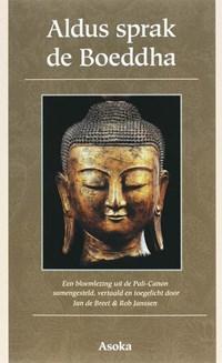 Aldus sprak de Boeddha   auteur onbekend  
