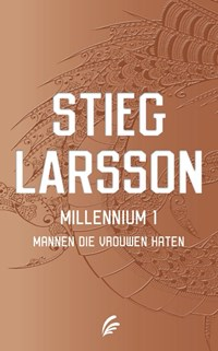 Mannen die vrouwen haten - Millennium   Stieg Larsson  