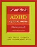Behandelgids ADHD bij volwassenen, clientenwerkboek   S.A. Safren  