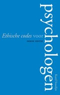 Ethische codes voor psychologen   Karel Soudijn  