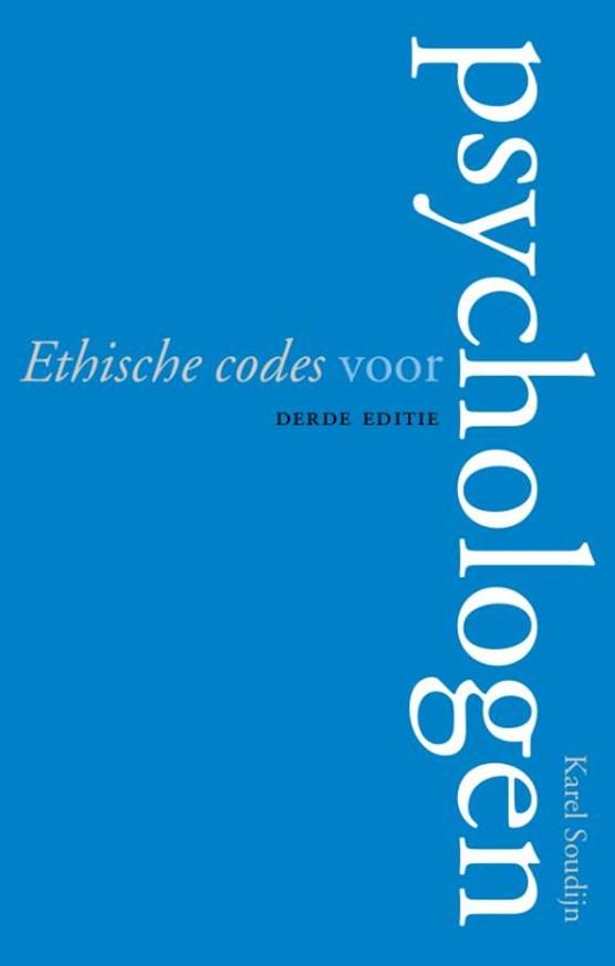 Ethische codes voor psychologen