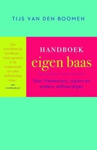 Handboek eigen baas   Tijs van den Boomen  