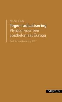 Tegen radicalisering | Nadia Fadil |