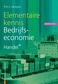 Elementaire kennis Bedrijfseconomie handel+ Werkboek   P.H.C. Hintzen  
