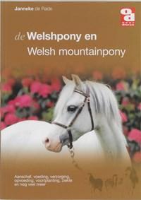 De Welshpony en Welsh mountainpony | J.de Rade |