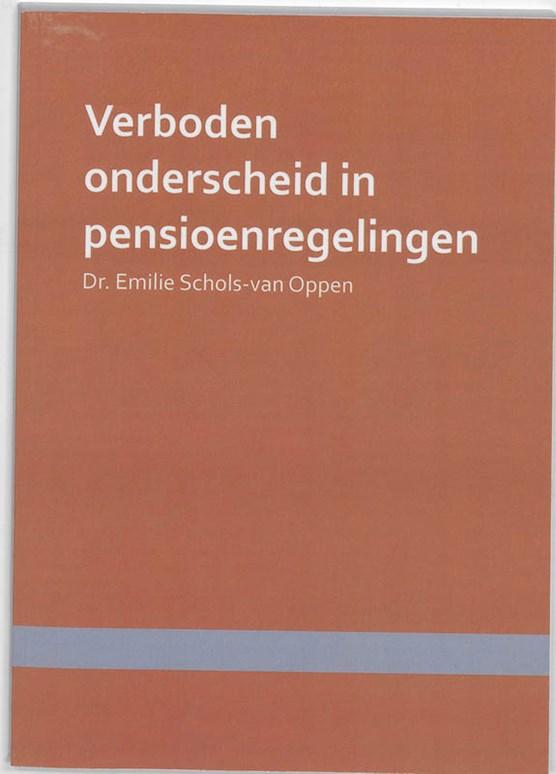 Verboden onderscheid in pensioenregelingen