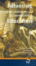 Balancing freedom, autonomy, and accountability in education Volume 4 | Charles L. Glenn ; Jan de Groof ; Cara Stillings Candal |
