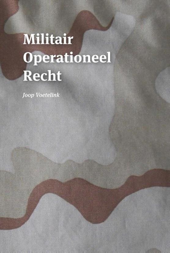 Militair operationeel recht