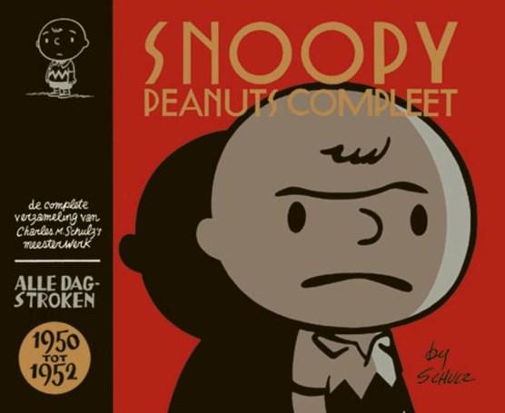 Snoopy & Peanuts 1: Jaargangen 1950 - 1952