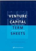 Venture Capital Term Sheets | H.F. de Vries ; M.J. van Loon |