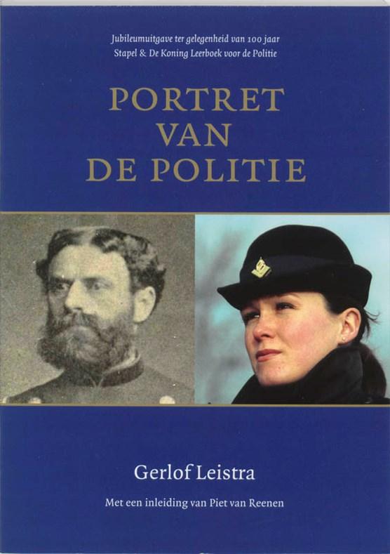 Portret van de politie