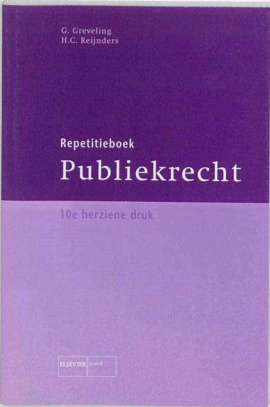 Repetitieboek publiekrecht