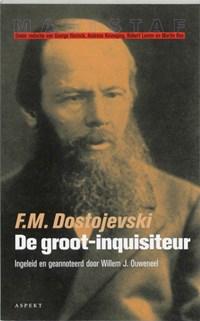 De groot-inquisiteur   F.M. Dostojevski  