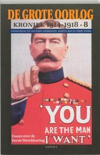 De Grote Oorlog, kroniek 1914-1918 8 | auteur onbekend |