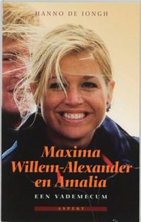 Maxima, Willem-Alexander en Amalia | H. de Iongh |