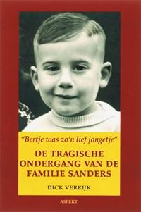 Bertje was zo'n lief jongetje | D. Verkijk |