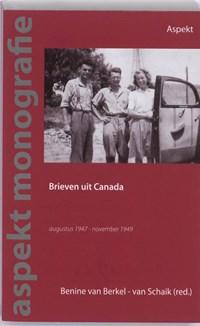 Brieven uit Canada   Benine van Berkel van Schaik  