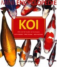 Mini-encyclopedie koi-karpers   K. Holmes ; T. Pitham ; N. Fletcher  