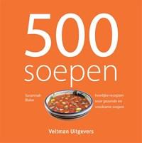 500 soepen   auteur onbekend  