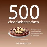 500 chocoladegerechten | L. Floodgate |