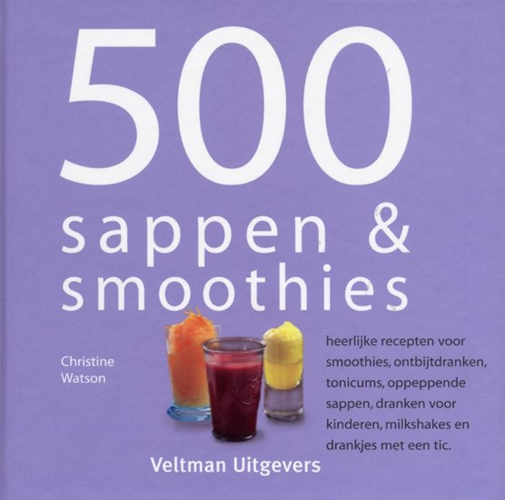 500 sappen & smoothies