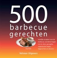 500 barbecuegerechten | P. Kirk |