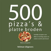 500 pizza's & platte broden | R. Baugniet |