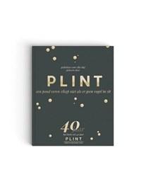 Plint Jubileumboek 40 jaar Plint | Mia Goes |