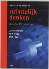 Basisvaardigheden in ruimtelijk denken   Jan Corremans & Wim Maes & Stef Feys  