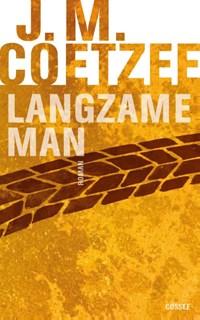 Langzame man | J.M. Coetzee |
