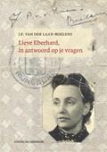 Lieve Eberhard, in antwoord op je vragen | J.P. van der Laan-Boelens |
