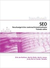 Handboek SEO | Erik-Jan Bulthuis ; Martijn Beijk ; Martin Joosse ; Jordy Noll |