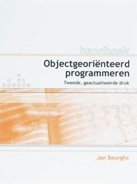 Handboek objectgeorienteerd programmeren | Jan Beurghs |