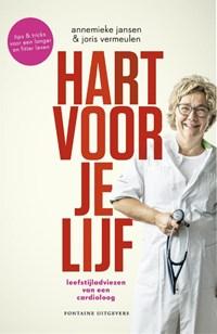 Hart voor je lijf   Annemieke Jansen ; Joris Vermeulen  
