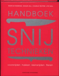 Handboek snijtechnieken | auteur onbekend |