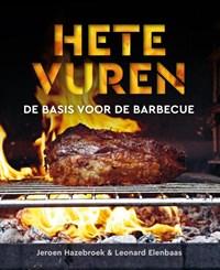 Hete vuren | Jeroen Hazebroek ; Leonard Elenbaas |