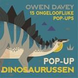 Pop-up dinosaurussen   Owen Davey   9789059569676