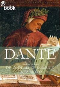 De Goddelijke Komedie Paradiso | Dante Alighieri |