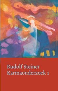 Karmaonderzoek I werken en voordrachten | Rudolf Steiner |