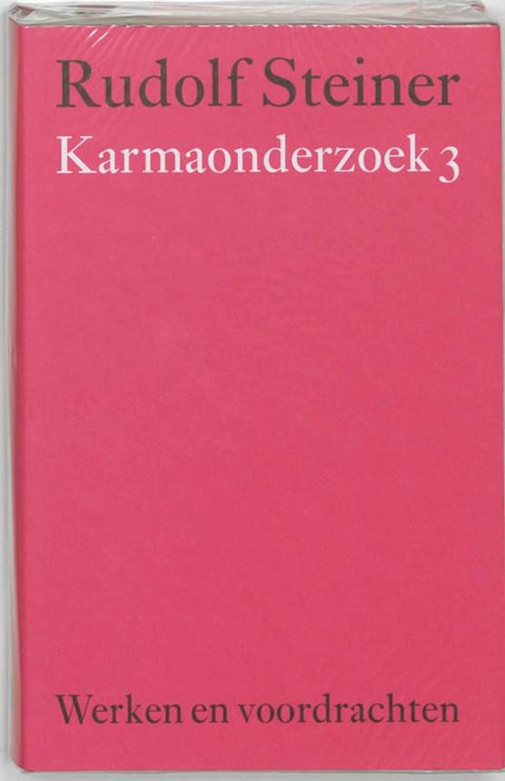 Karmaonderzoek 3