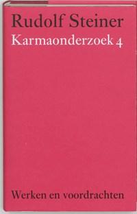Karmaonderzoek 4   Rudolf Steiner  