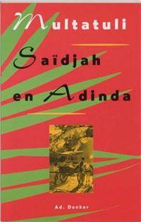 Saidjah en Adinda   Multatuli & G.W. Huygens  