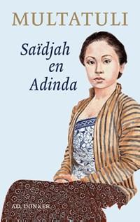 Saïdjah en Adinda   Multatuli  